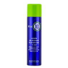 It's a 10 Ten Miracle Dry Shampoo & Conditioner in One