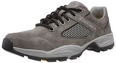 camel active Evolution 11, Herren Oxford Sneakers, Grau (dk.grey), 43 EU (9 Herren UK)