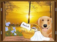 Tarjeta para decir hola | Mágicas postales animadas gratis | CorreoMagico.com