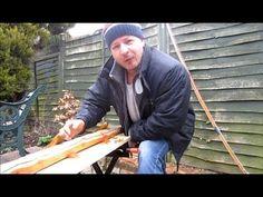 Longbow making