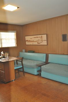 Office/guest room. It makes me think of an old rv :-)