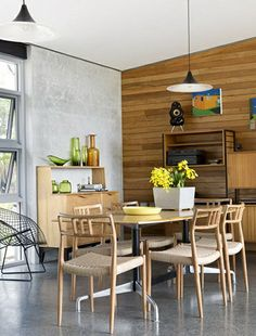 eco style at interior / натурални мебели (9)