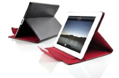G10 Red & Black Leather Wallet Smart Flip Case Cover for The New iPad 4 (with Retina Display) + iPad 3 + iPad 2 with Full Sleep Wake compatibility! Includes Leather Wrist Strap, Screen Protector & Cloth (Red & Black) by JAMMYLIZARD, http://www.amazon.co.uk/dp/B009U9SZMM/ref=cm_sw_r_pi_dp_RXq2sb0S97GSK