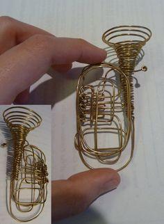 Wire tuba