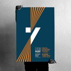 PRIFEST 7th EDITION // POSTER #designer #graphicdesigner #poster #posterdesign #posterdesigner #artwork #event #kosovo #prishtina #visualarts #inspiration #graphics #visualdesign #creative #prifest #prifilmfest #film #filmfestival #typography #vector #7 #design #visualidentity #projectgraphics #projectgraphicstudio by project.graphics