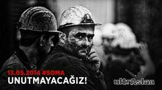 UNUTMADIK! #Soma  #YüreğimizKömürKarası #ultrAslan #Galatasaray
