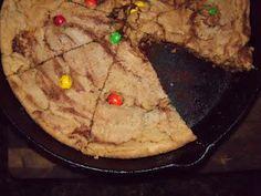 skillet chocolate chip cokie