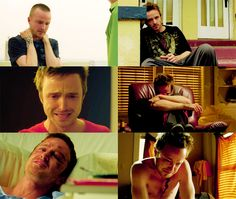 The many faces of Jesse Pinkman: Sadness #BreakingBad