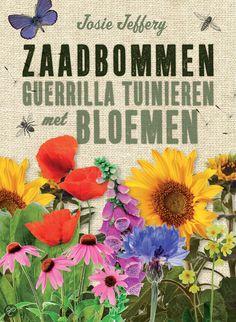 Zelf zaadbommen maken; #guerillagardening. Voor kale, saaie plekken met inheemse #bloemen.