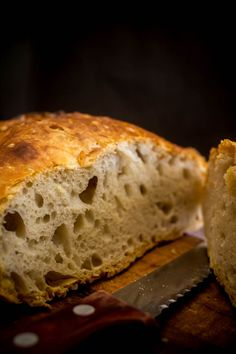 no-knead bread 5 No Knead Bread, Bread Recipes, Food, Essen, Bakery Recipes, Meals, Yemek, Eten