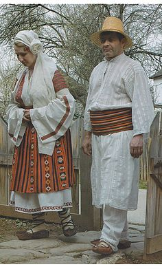 Dolj Ethnic Diversity, Costumes Around The World, Folk Clothing, Woven Belt, Scandinavian Art, Folk Costume, Wool Fabric, Ethnic Fashion, Romania