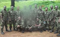A court in Sierra Leone acquits 13 soldiers accused of mutiny
