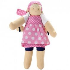 Peppa Handmade Waldorf Dolls. This is Laura!