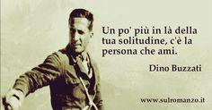 Dino Buzzati #aforismi