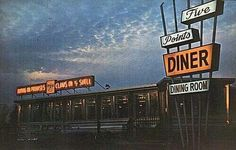 Loved This Diner!