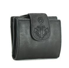 Harbour2nd Ash Portmonee New Line Sky schwarz Vintage, Bags, Fashion, Braided Leather, Pocket Wallet, Sachets, Handbags, Moda, Fashion Styles