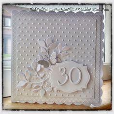 pearl wedding anniversary cards - Google Search