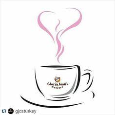 Coffee = Love  #gloriajeanscoffee #gloriajeans #coffeelove #coffee #coffeeaddict #coffeedrinking