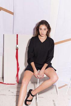 SS16 Moe Oslo   Photographer: Ellin Anderegg  Model: Lisa Elena Mauriello  MUA: Laura Moser