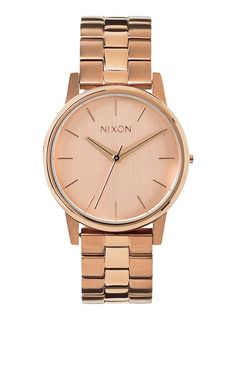 200€ Small Kensington - All Gold / Black Sunray | Nixon