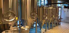 Urban Village Brewing Company, Philadelphia, Bier in Pennsylvania, Bier vor Ort, Bierreisen, Craft Beer, Brauerei