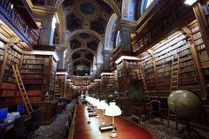 IlPost - Biblioth�que nationale de France, Francia - Bibliothèque nationale de France, Parigi, Francia (FRANCOIS GUILLOT/AFP/Getty Images)