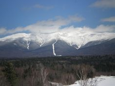 Mount Washington. One of the most beautiful places I have ever been! I can't wait to take Randy there and share the experience with him!