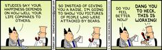 Dilbert comic strip for 04/06/2012 from the official Dilbert comic strips archive.