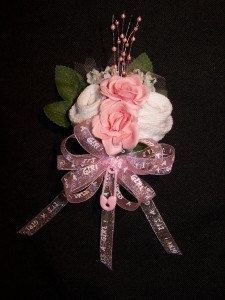 Child Sock Rose Corsage Child Bathe Present It's A Boy or Woman Ribbon....  Discover more at the photo link