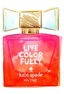kate spade illustration by courtney hufhand
