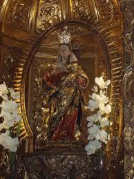 Virgen del Valle. Convento de Santa Marta. Córdoba.