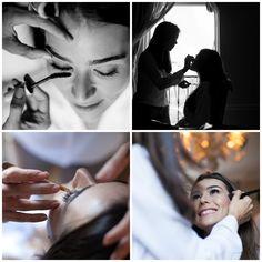 Noiva - Bride - Maquiagem - Makeup - Casamento - Get Ready - Preparação - Wedding - Inesquecível Casamento