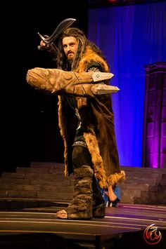 Thorin Oakenshield (Hobbit) #Costume #cosplay