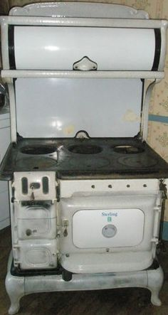 Cast iron stoves to like on Pinterest | Antique Stove, Real Beauty and