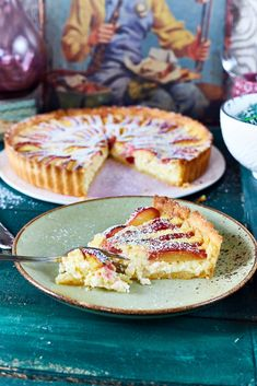 Tart Recipes, Cooking Recipes, Pie Tops, Hungarian Recipes, Recipes From Heaven, Sweet Cakes, No Bake Cake, Breakfast Recipes, Food And Drink