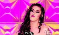 Adore Delano Party!!!  Check out some awesome drag queen t-shirts at http://itsdrag.com/