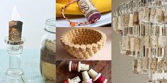 Basteln mit Korken - 30 kreative und einfache Bastelideen - fresHouse