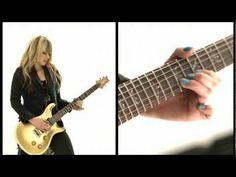 Orianthi and Steve Vai (her teacher one of my faves) RIDICULOUS guitar playing!!