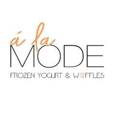 A La Mode Frozen Yogurt (@alamodefrozenyogurt) • Instagram photos and videos Shop Logo, Frozen Yogurt, Photo And Video, Logos, Videos, Artwork, Shopping, Instagram, Work Of Art