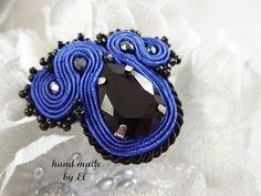 Hand made by EL: pierścionek