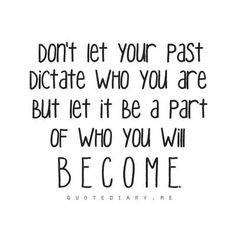 Learn, let go, and move forward.