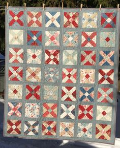 The Retreat – January 2020 French General, Bonnie Hunter, Extra Fabric, Adventures In Wonderland, Gift Exchange, S Pic, Quilt Making, Quilting Designs, Ufo