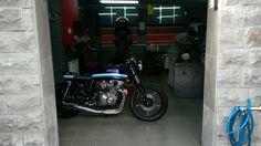 Suzuki GS1000 Cafe Racer