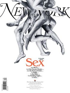 cover design | New York Magazine Sex Issue