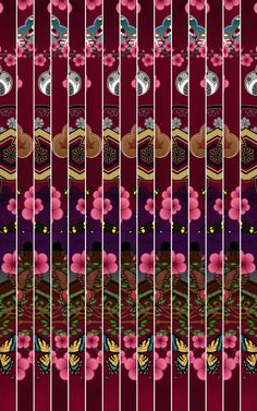 Lucky paper stars pattern 003 by TheLuckypaperstars on DeviantArt
