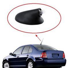 BBQ@FUKA Black Auto Car Roof Radio AM/FM Signal Shark Fin Style Aerial Antenna Fit For Focus 1999-2007