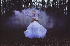 Smoke Bomb Photography  Andrea Peipe http://myportraithub.com/smoke-bomb-photography/