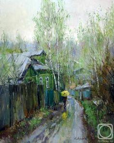Савченко Алексей. весенний дождик