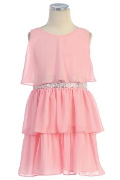 Felicity Girls Dress - PuddlesCollection.com