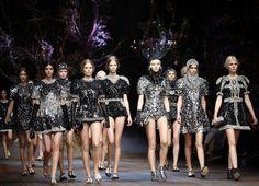 Top Looks From Milan Fashion Week Fall 2014